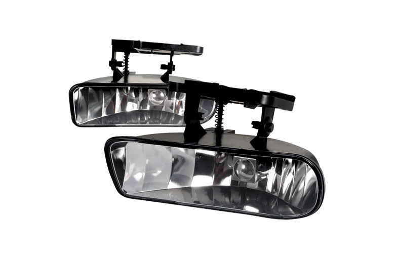 2004 GMC Sierra Aftermarket Fog Lights