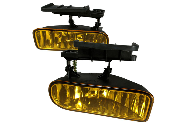 2000 Chevrolet Silverado Aftermarket Fog Lights