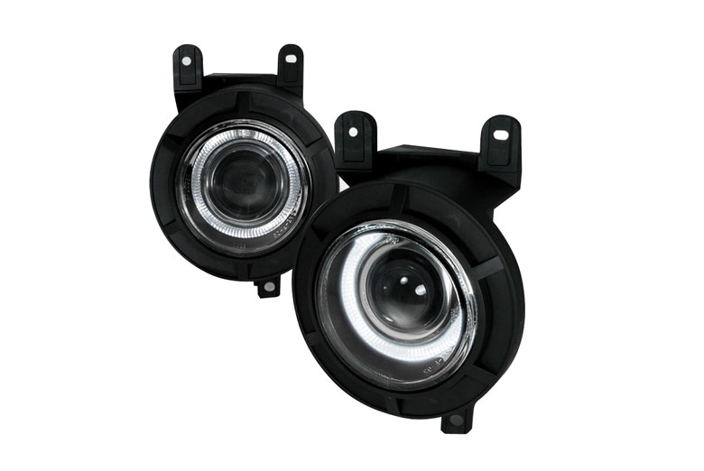 2000 Lincoln Navigator Aftermarket Fog Lights