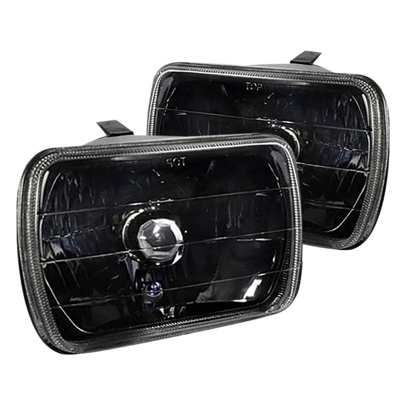 1986 Toyota MR2 Aftermarket Headlights