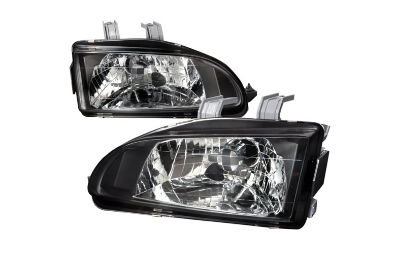1992 Honda Civic Aftermarket Headlights