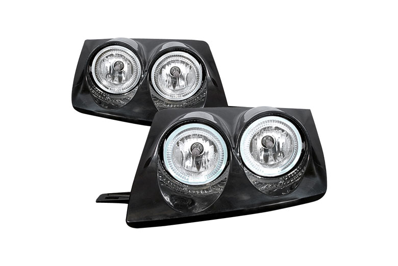 1991 Nissan 240SX Aftermarket Headlights