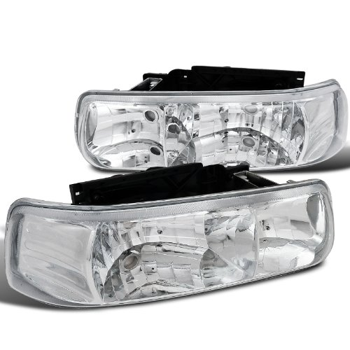 2005 Chevrolet Tahoe Aftermarket Headlights
