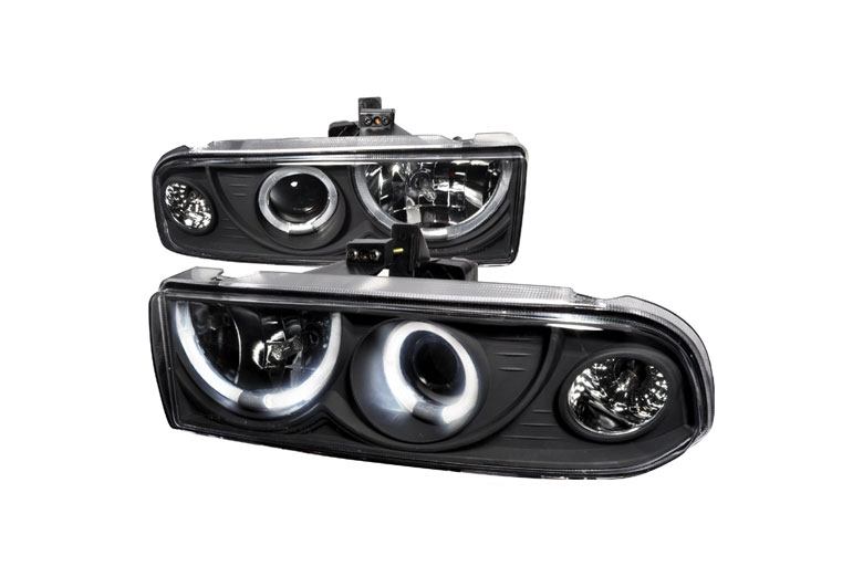 1999 Chevrolet S-10 Aftermarket Headlights