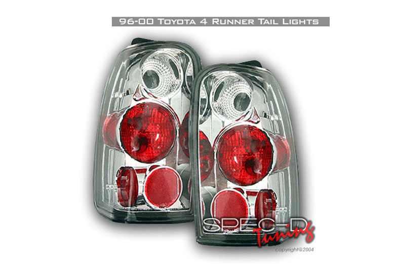 1996 Toyota 4Runner Aftermarket Tail Lights