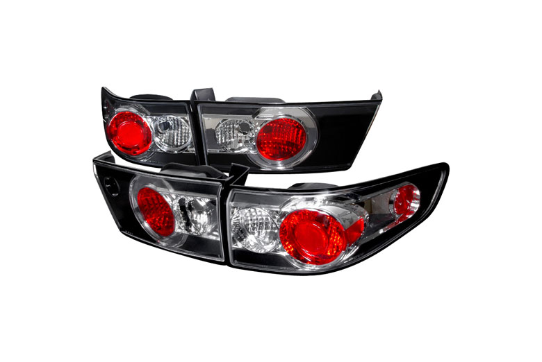 2003 Honda Accord Aftermarket Tail Lights