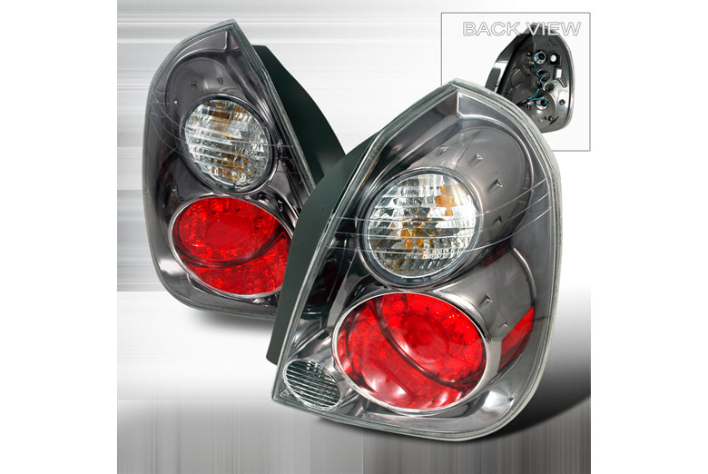 2004 Nissan Altima Aftermarket Tail Lights