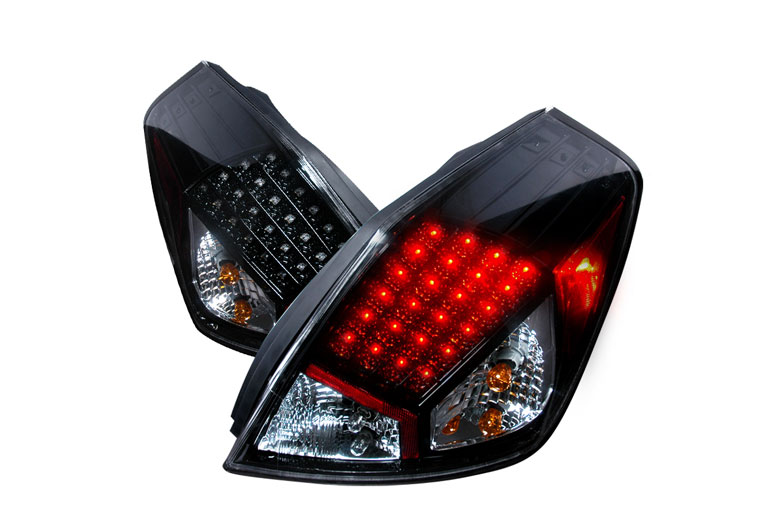 2009 Nissan Altima Aftermarket Tail Lights