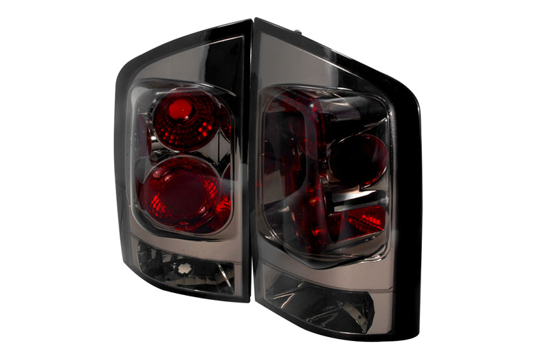 2009 Nissan Armada Aftermarket Tail Lights