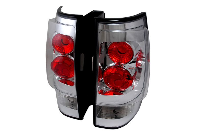 2007 Chevrolet Avalanche Aftermarket Tail Lights
