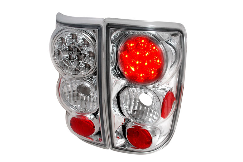 2004 Chevrolet Blazer Aftermarket Tail Lights