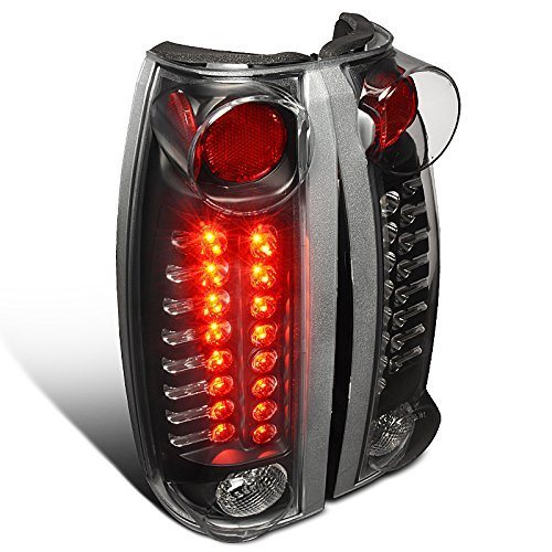 1998 GMC Suburban Aftermarket Tail Lights