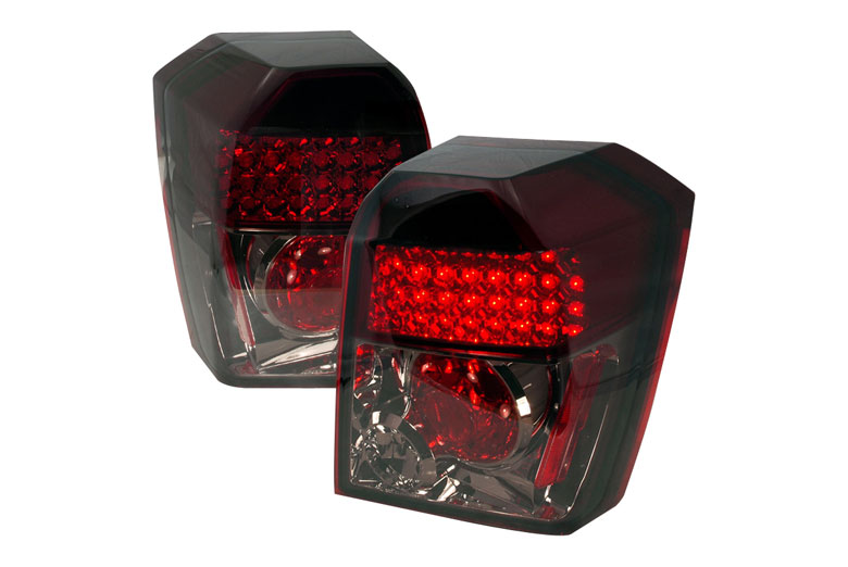 2010 Dodge Caliber Aftermarket Tail Lights