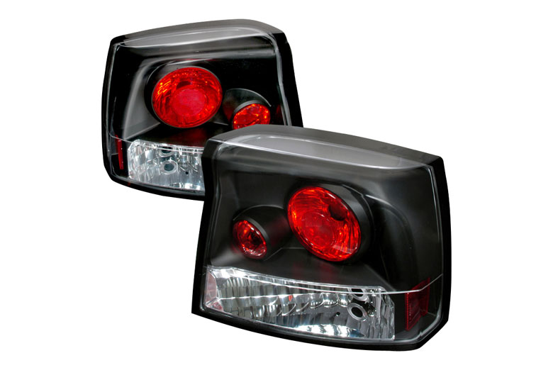 2007 dodge charger custom tail lights 2007 dodge charger. Black Bedroom Furniture Sets. Home Design Ideas