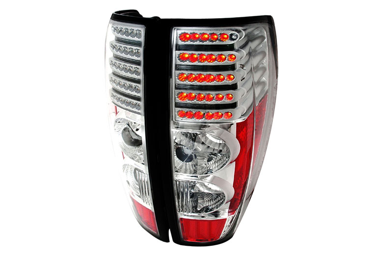 2005 Chevrolet Colorado Aftermarket Tail Lights