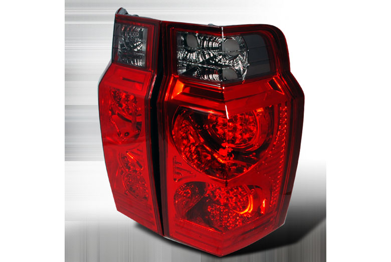 2006 Jeep Commander Aftermarket Tail Lights
