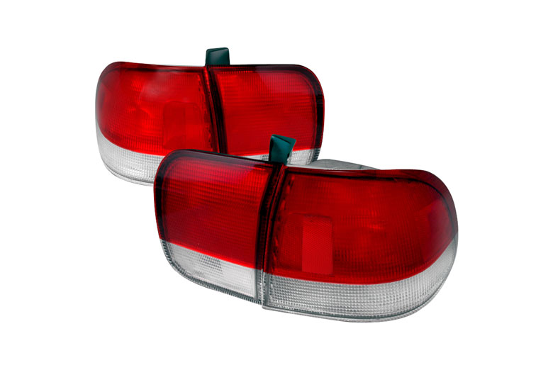 1996 Honda Civic Aftermarket Tail Lights