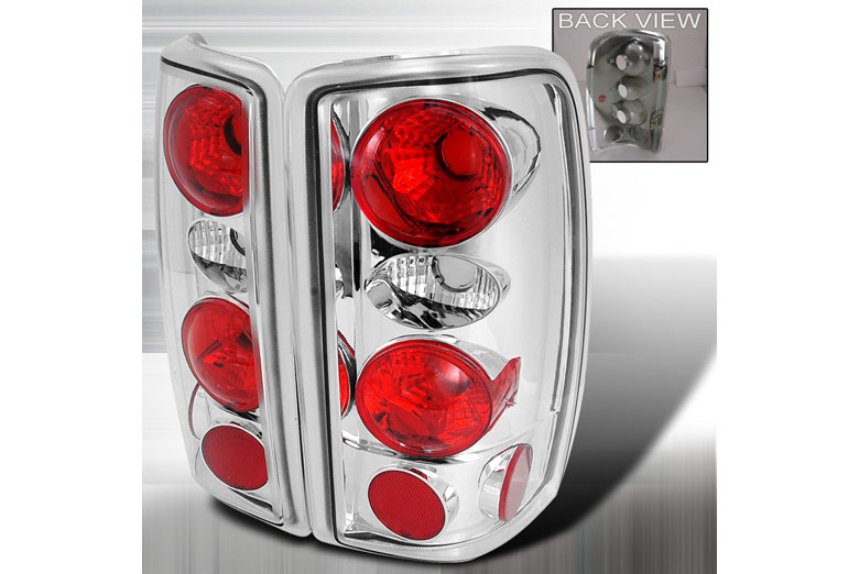 2006 Chevrolet Suburban Aftermarket Tail Lights