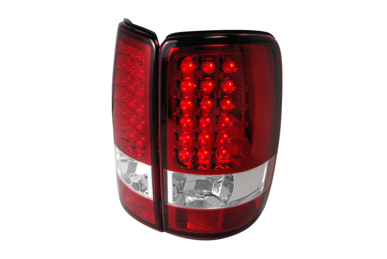 2003 GMC Suburban Aftermarket Tail Lights