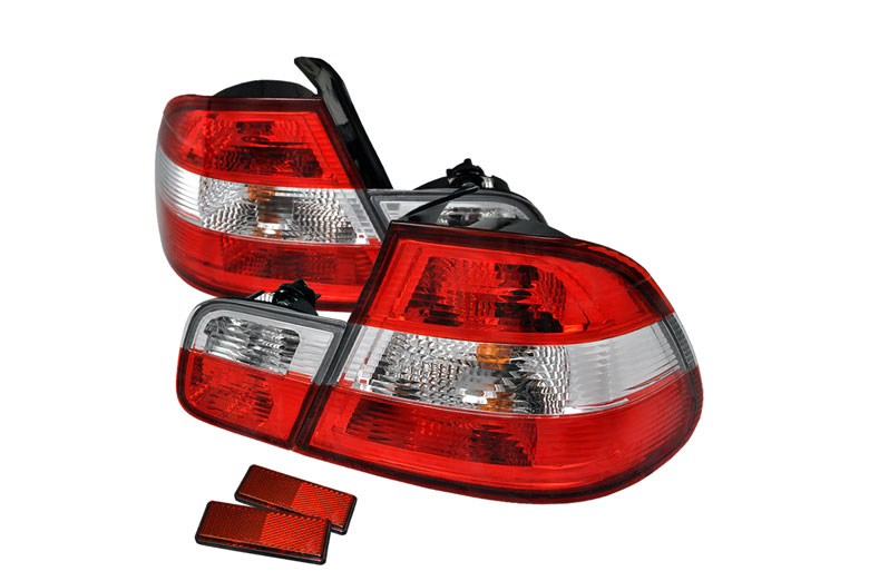 2001 BMW M-Series Aftermarket Tail Lights