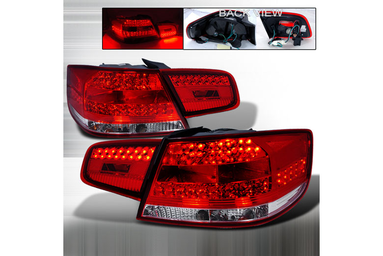 2012 BMW 3-Series Aftermarket Tail Lights