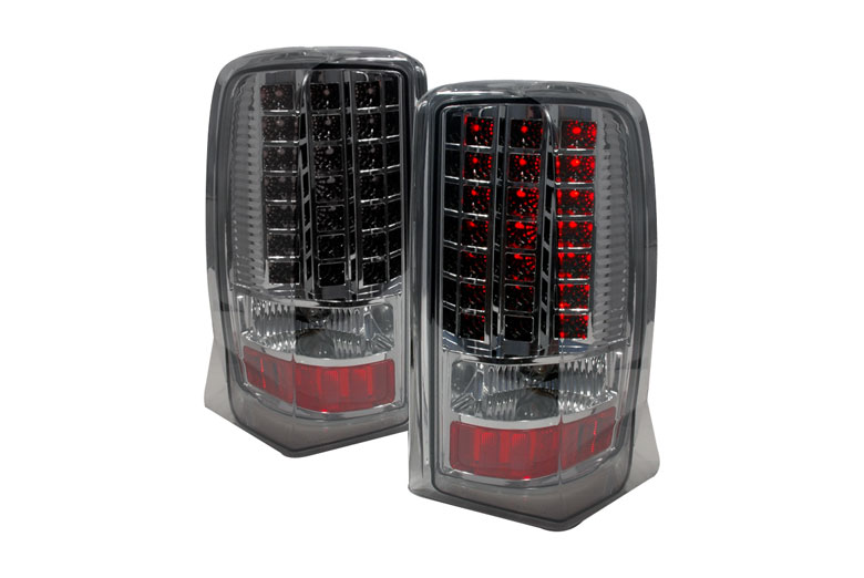 2004 Cadillac Escalade Aftermarket Tail Lights