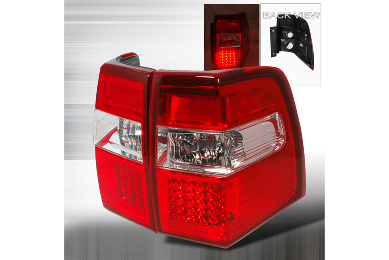 2007 Ford Expedition Aftermarket Tail Lights