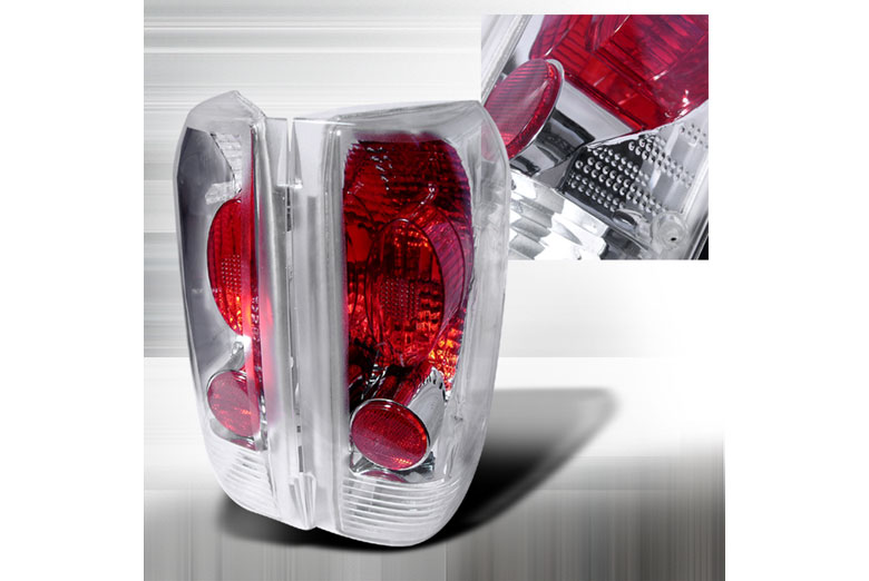 1993 Ford F-250 Aftermarket Tail Lights