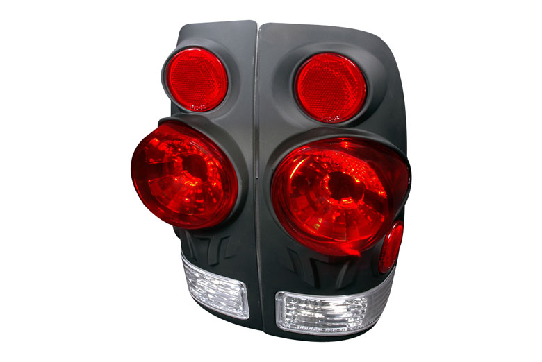 2001 Ford F-250 Aftermarket Tail Lights