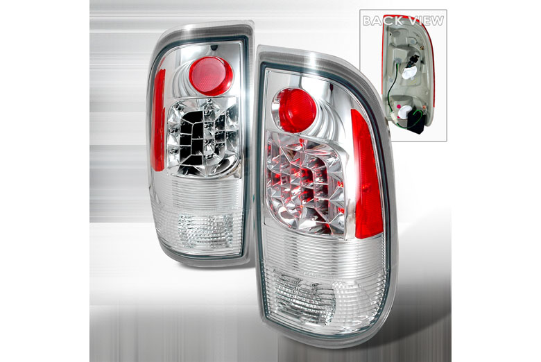 2003 Ford F-350 Aftermarket Tail Lights