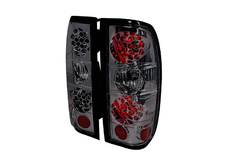 2003 Nissan Frontier Aftermarket Tail Lights