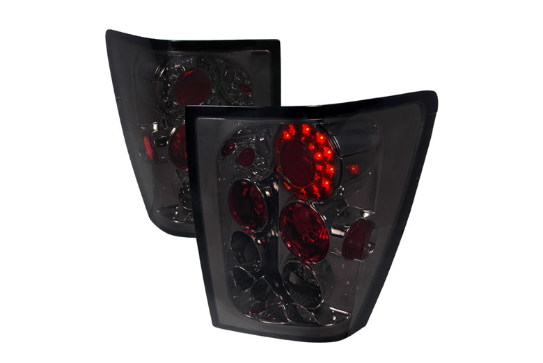 2006 Jeep Grand Cherokee Aftermarket Tail Lights