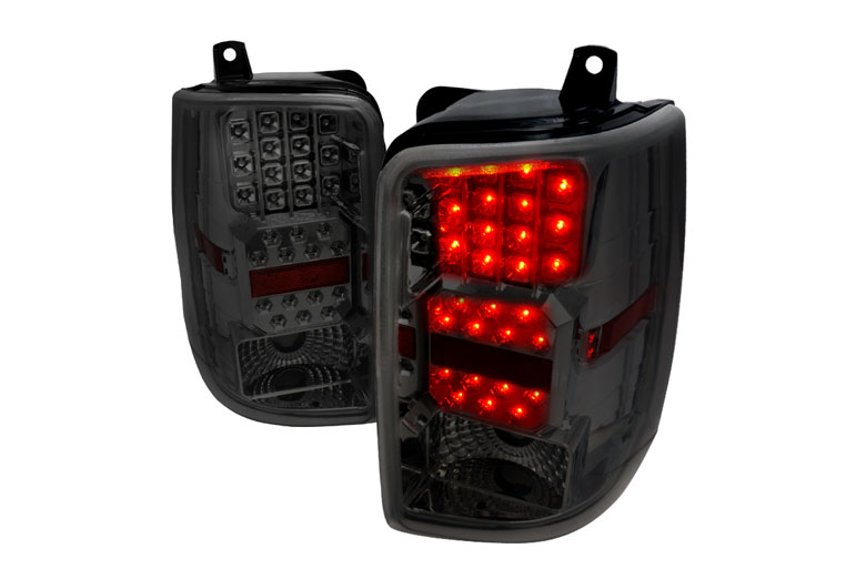 1995 Jeep Grand Cherokee Aftermarket Tail Lights