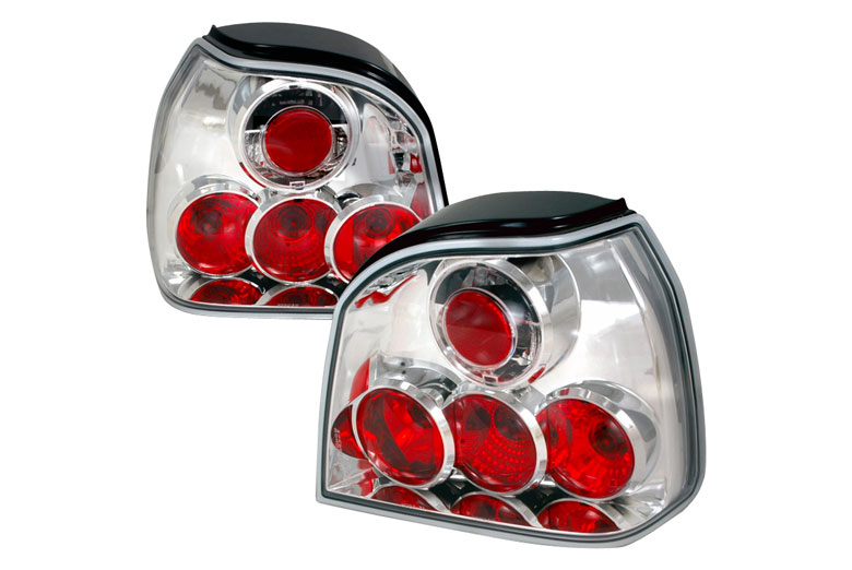 1998 Volkswagen Golf Aftermarket Tail Lights
