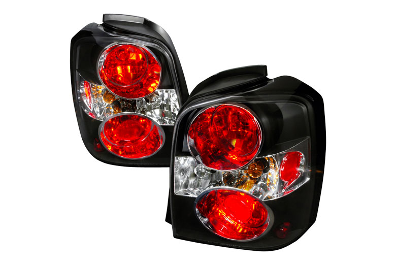 2006 Toyota Highlander Aftermarket Tail Lights