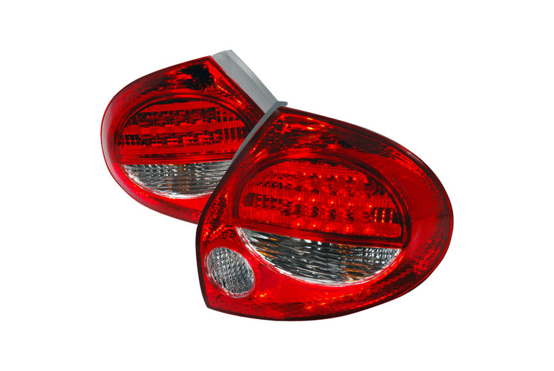 2001 Nissan Maxima Aftermarket Tail Lights