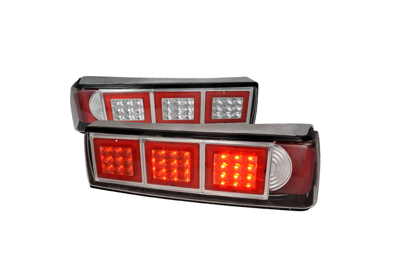 1991 Ford Mustang Aftermarket Tail Lights