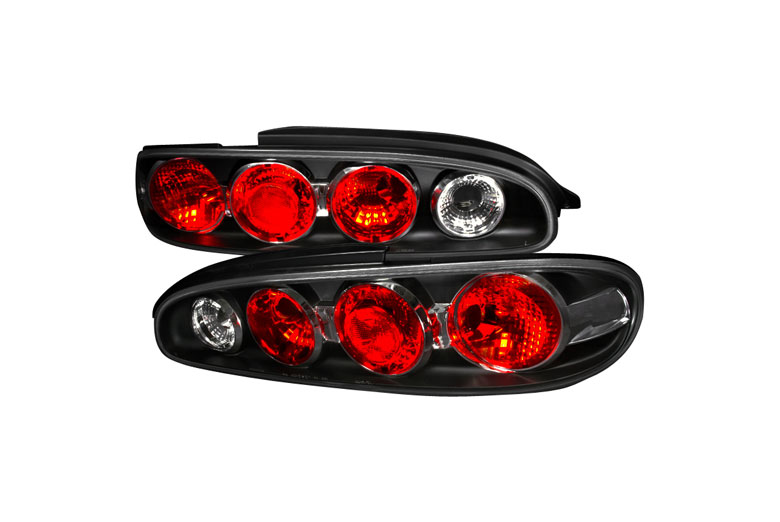 1994 Mazda MX-6 Aftermarket Tail Lights
