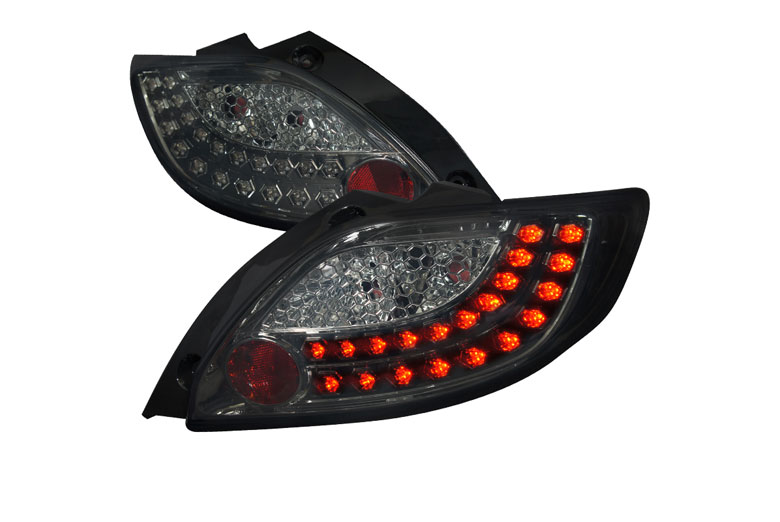 2011 Mazda Mazda2 Aftermarket Tail Lights