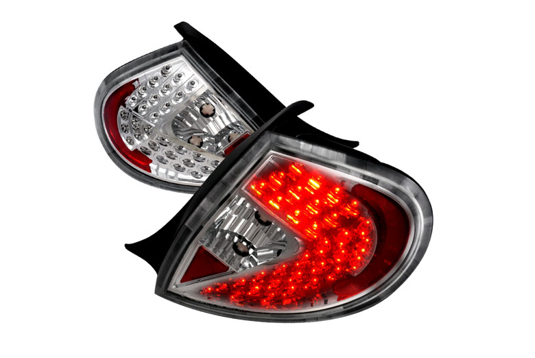 2001 Dodge Neon Aftermarket Tail Lights