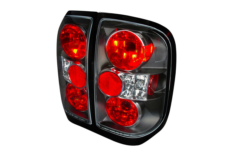 1999 Nissan Pathfinder Aftermarket Tail Lights