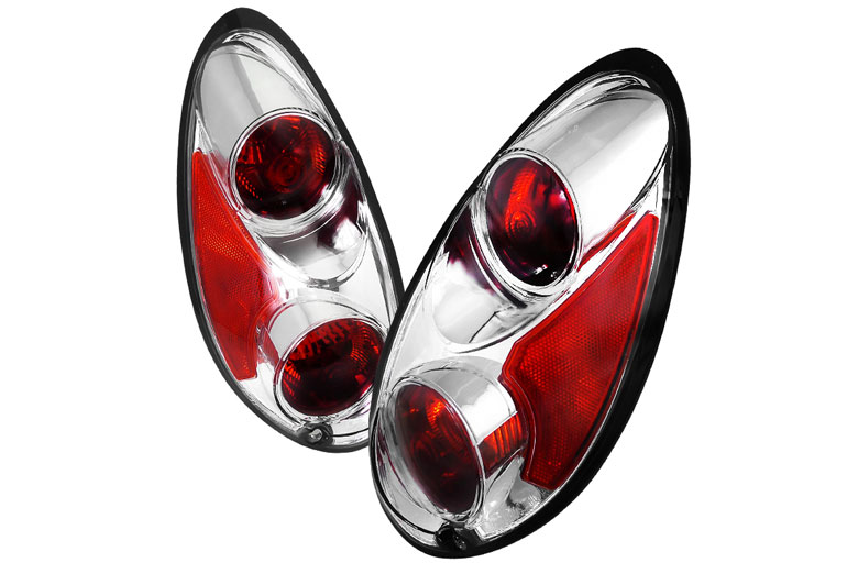 2002 Chrysler PT Cruiser Aftermarket Tail Lights
