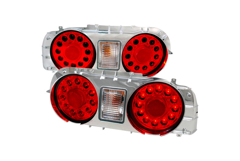 1990 Nissan Skyline Aftermarket Tail Lights
