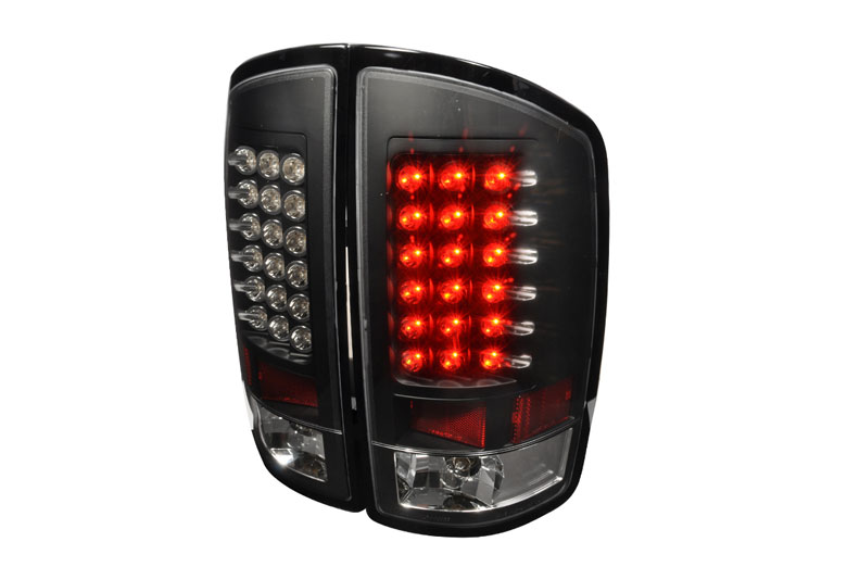2004 Dodge Ram Aftermarket Tail Lights
