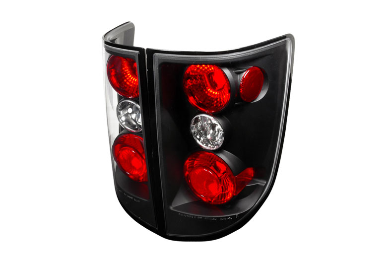 2010 Honda Ridgeline Aftermarket Tail Lights