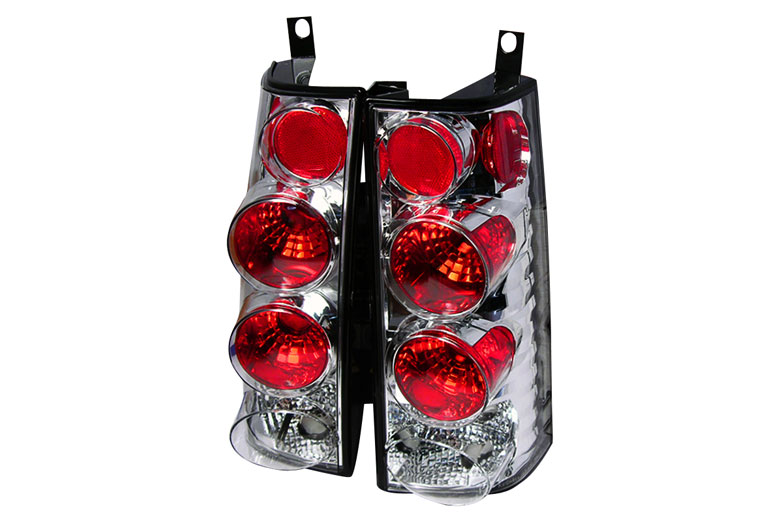 2000 GMC Savana Aftermarket Tail Lights