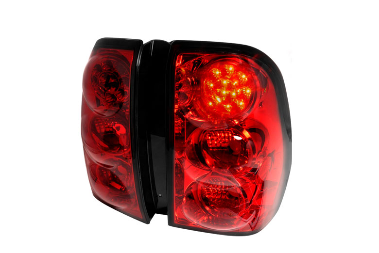 2008 Chevrolet Trailblazer Aftermarket Tail Lights
