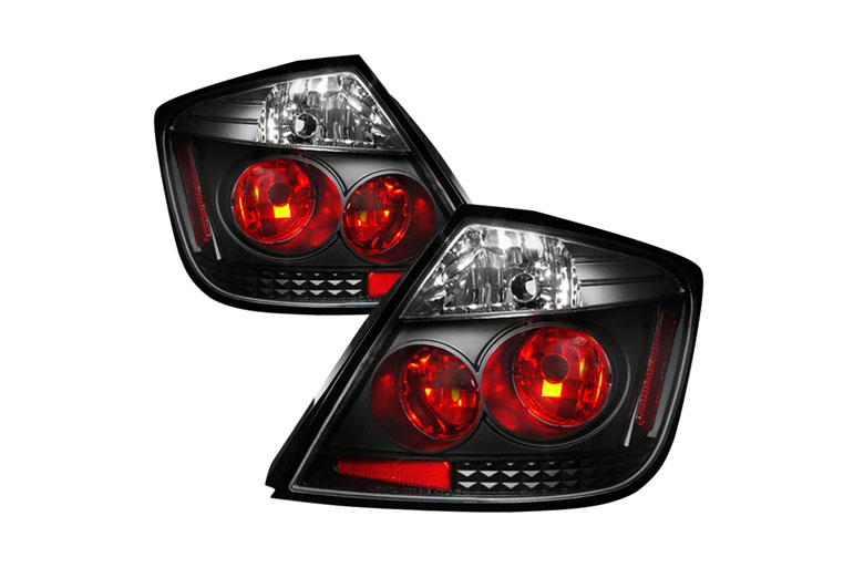 2009 Scion tC Aftermarket Tail Lights