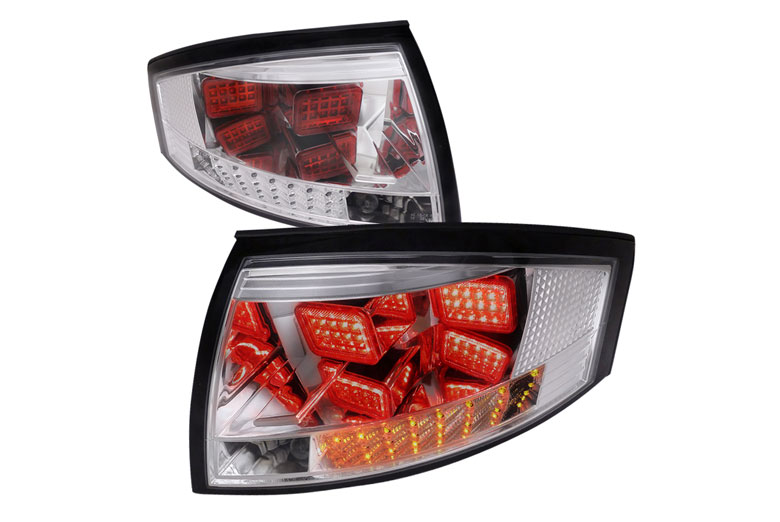 2004 Audi TT Aftermarket Tail Lights