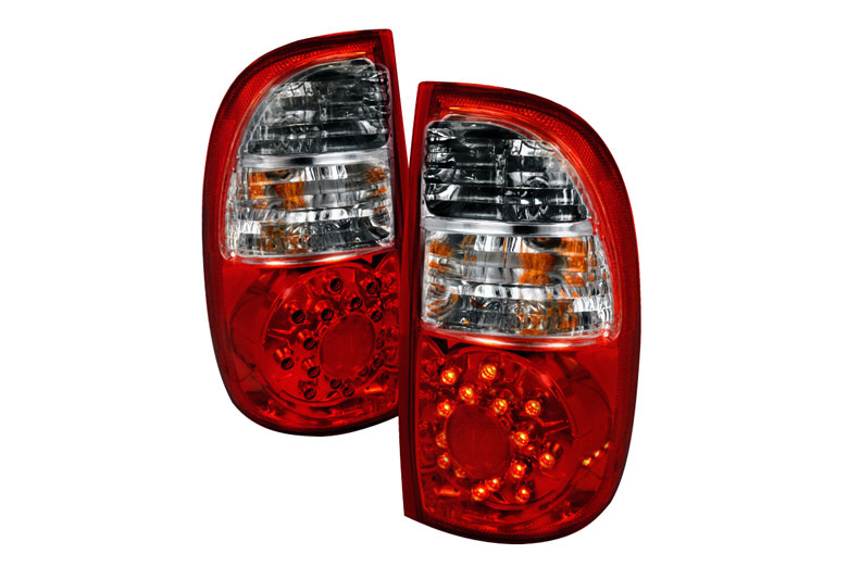 2005 Toyota Tundra Aftermarket Tail Lights